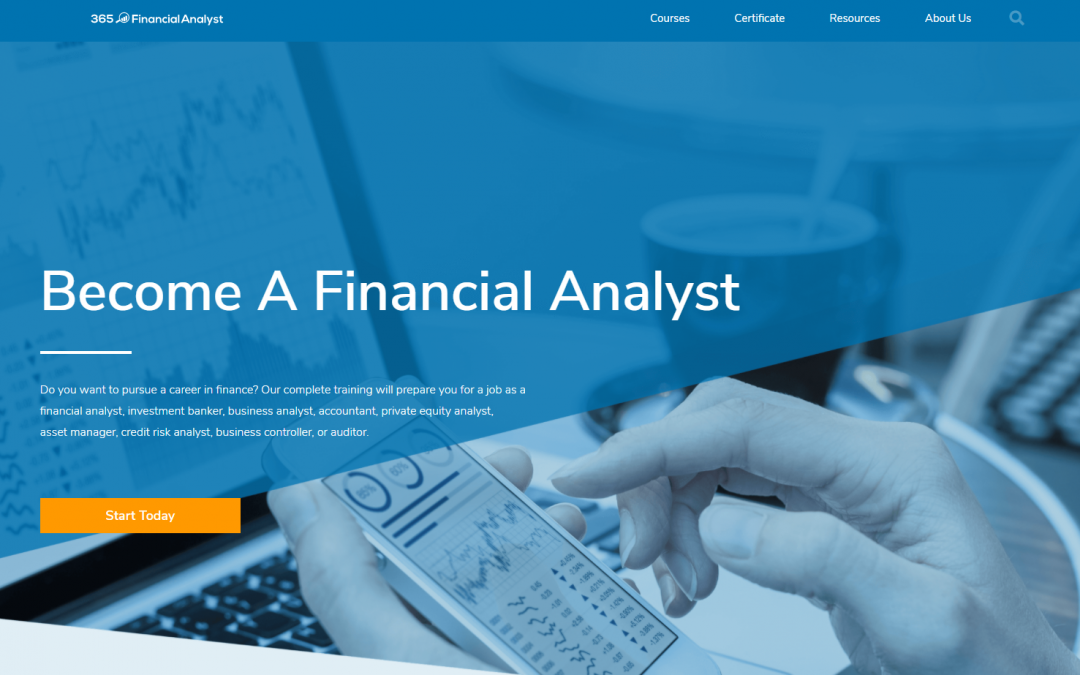 Introducing 365 Financial Analyst